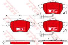TRW Brake Pads Set Front - DTEC COTEC gdb1307dte for Audi - Seat - Skoda - VW