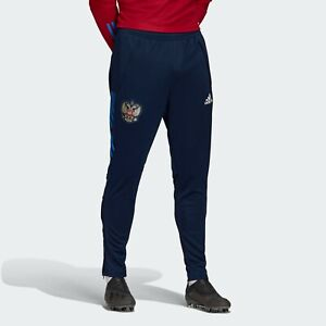 adidas Russia 2020 Training Pants FK4451 Trousers Joggers Soccer Football