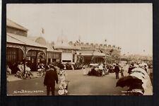 Bridlington Spa - real photographic postcard