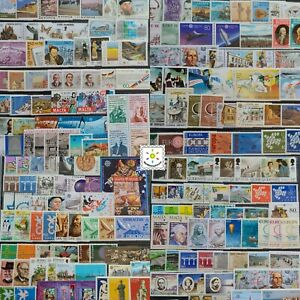 EUROPA Stamp Collection MNH - 350 Full Sets per Lot from over 50+ Countries Gift