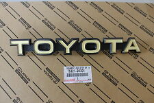NEW TOYOTA LAND CRUISER FJ 40 SERIES 1980-1986 FRONT RADIATOR EMBLEM 7532190301