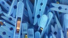 Blue - Original Reva clothes line peg BULK 100pk