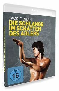 Die Schlange im Schatten des Adlers [Blu-ray/NEU/OVP] Jackie Chan /Eastern-Komöd