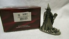 Nib Myth & Magic Roger Gibbons Pewter Wizard of the Future 3081