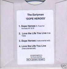 (646X) The Earlyman, Dope Heroes - DJ CD