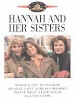 Hannah and Her Sisters (DVD, 2009) WS  NEW