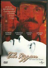 DVD The Ripper. Nel cuore del terrore