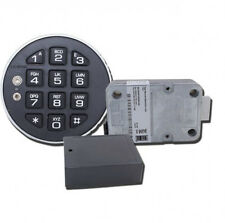LaGard 39E-1-LP Deadbolt Electronic Digital Safe Lock With Low Profile Keypad