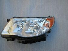 Subaru Forester Headlight Front Headlamp 09 2010 Factory Original OEM Used