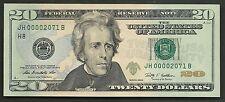 $20 2009==NUMBER 2071==FOUR DIGIT SERIAL==JH 00002071 B==GEM CU