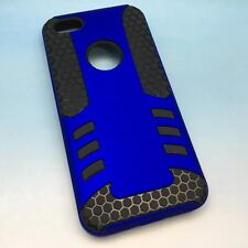 "iPhone 5/5S/5G/SE Slim Hybrid Iron Man Armour Shell Cover Back Case 4.0"" Canada"