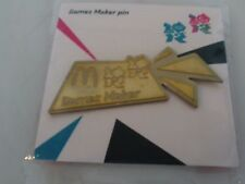 London Olympics 2012 - Official Sealed - Games Maker Pin Badge