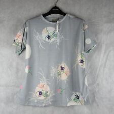 New! Stunning! ASOS Maternity Grey Top/Blouse Size 8 Stylish Fashion Clothing