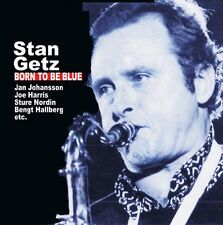 Stan Getz - Born To Be Blue [CD]