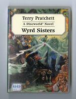 Wyrd Sisters: by Terry Pratchett - MP3CD - Unabridged Audiobook