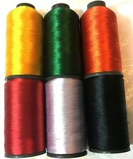 1 x Large Nylon Extra Strong THREAD SPOOLS Sewing All Purpose Craft Repair Spool