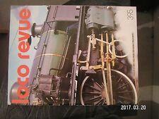** Loco Revue n°395 Voitures DEV type U en acier Inox / étau pour vos essieux