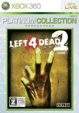 Used Xbox  360 LEFT 4 DEAD 2 MICROSOFT JAPAN JP JAPANESE JAPONAIS IMPORT
