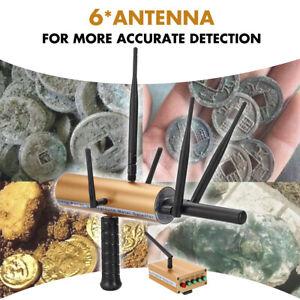 AKS 3D PRO Handhold Metal/Gold Detector 1000M Long Range Diamond Finder Scanner