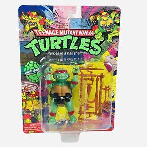 """Teenage Mutant Ninja Turtles RAPHAEL Classic TMNT 5"""" Inch Playmates Figure"""