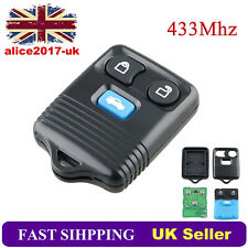 For FORD Transit Connect, TRANSIT 3 Button Car Remote Key FOB Replacement 433MHz
