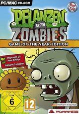 Pflanzen gegen Zombies Game of the Year Edition (PC DVD ROM) Windows und MAC