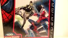 Spiderman VS Green Goblin Puzzle Factory Sealed 100 Pieces New 2002 Movie