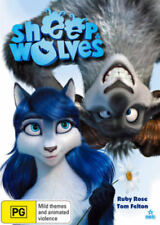Sheep & Wolves DVD 2017 BEST ANIMATED FEATURE  FILM BRAND NEW RELEASE R4