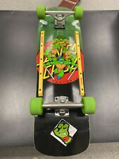 Santa Cruz Ninja Turtles Skateboard Highly Collectible Nos Santa Cruz Decals 31�