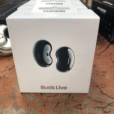 New listing New In Box Samsung Galaxy Buds Live Wireless In-Ear Headset - Mystic Black