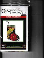 Noel Stocking Cross Stitch Kit
