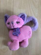 Barbie Plush Cat Toy Purse 2002