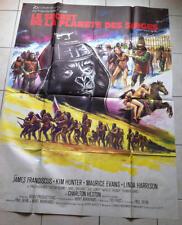 AFFICHE DE CINEMA Le secret de la planête des singes Planet of Apes 1970