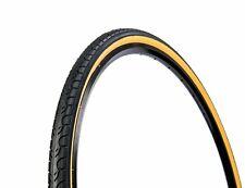 Kenda KWEST K193 700x28C 700C Bike Tire Urban Road Hybrid Black Yellow Gumwall