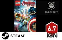 Lego Marvel Avengers [PC] Steam Download Key - FAST DELIVERY