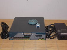 Cisco C1861-SRST-C-F/K9 Integrated Services Router SRST or CME 8x PoE 4FXS 4FXO