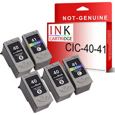5 Ink Cartridge For Canon MP140 MP150 MP160 MP170 MP180 MP190 MP210 MP220