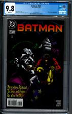 Batman #545 CGC 9.8 Kelley Jones Joker & Etrigan the Demon cover