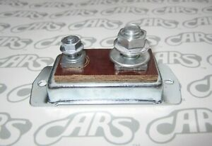 1953-1958 Buick Battery Cable Terminal Junction Block. OEM #1161589