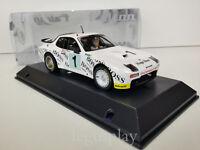 SCX Scalextric Falcon Slot Cars Ref. 02003 Porsche  924 GTP 24H. Le Mans '81