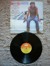 "Bruce Springsteen Cover Me 12"" Vinyl 1984 UK CBS 1st Press A1/B1 5 Track Single"