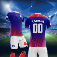 Custom Soccer 25Uniforms $25/Jersey - DYE SUBLIMATED Jersey, Shorts,Socks CUSTOM
