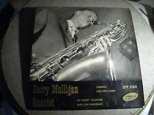 GERRY MULLIGAN QUARTET Carioca/My Funny Valentine 45 rpm 4-TRACKS EPV 1100,