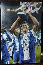 Hulk Signed photo (Porto, Brazil)