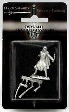 Dark Sword DSM-7441 Hooded Assassin (Dual Wield) Rogue Warrior Ranger Adventurer