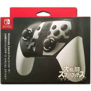 Nintendo Switch Pro Controller Super Smash Bros Ultimate Limited Japan Edition