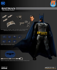 DC Mezco PX Previews Batman Ascending Knight Blue Version One:12 Action Figure