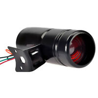 Adjustable Tachometer RPM Tacho Gauge Shift Light Lamp Red LED Universal HC