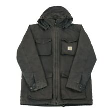 CARHARTT Insulated Parka Jacket | XL | Workwear Vintage Coat Hooded Padded