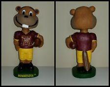 Goldy Mascot Bobblehead University Minnesota Gophers Football Ultra Rare